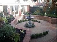 interesting patio gardens design ideas Small Courtyard for Lady of Leisure - Floral & Hardy | UK
