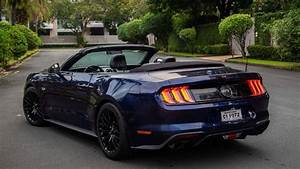 2019 Ford Mustang 5.0L V8 GT Premium Convertible: Review, Price, Photos, Features, Specs