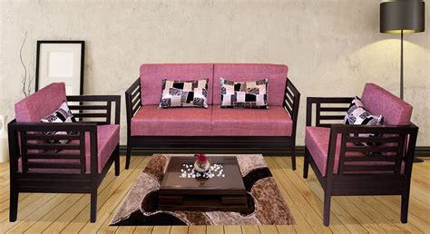 teak sofa set get modern complete home interior with 20 years durability teak wood sofa set 3s