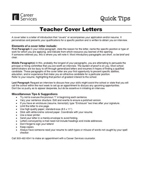 Resume Cover Letters For Teachers by Repayment Claim Letter Sle For Damaged Goods Resume