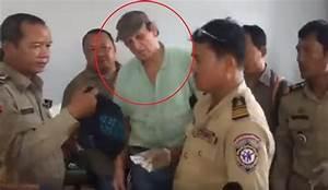 British Pedophile Arrested in Cambodia For Allegedly ...
