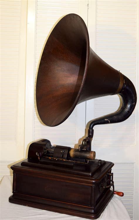 edison opera phonograph mahogany  sale