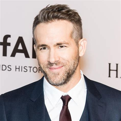 Ryan Reynolds Haircut   Men's <a href=