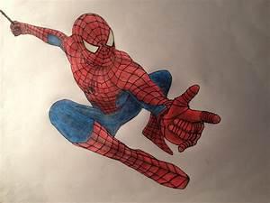 Spiderman pencil drawing by CrunchMallunch on DeviantArt