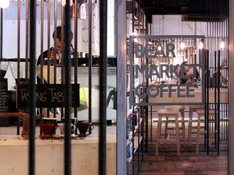 bear market coffee  vav architects dublin ireland