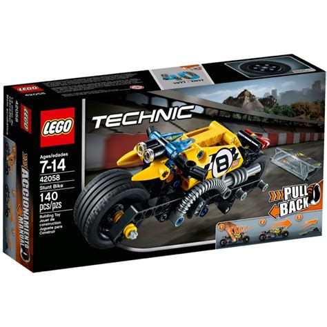 technic sets technic sets 42058 stunt bike new