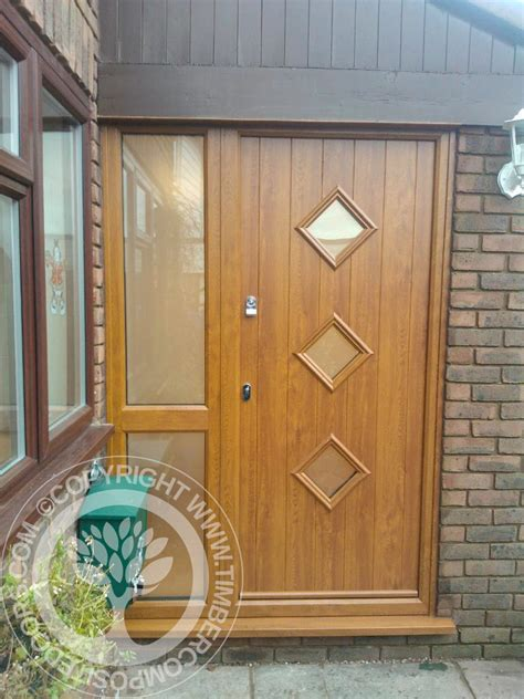 irish oak solidor roma composite door timber composite