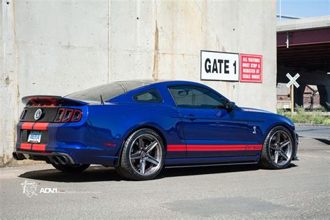 ford mustang shelby gt adv track spec cs wheels