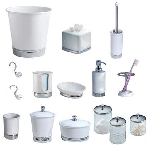 york chrome wastebasket by interdesign