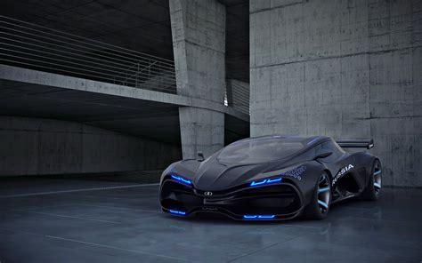 wallpaper lada raven concept cars  automotive cars