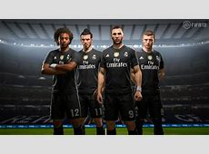 FIFA 18 Ultimate Team announces digital fourth kits for