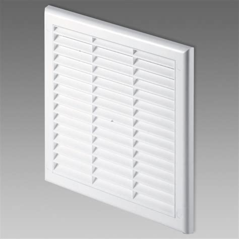 plastic ventilation grille with fly net den braven