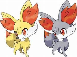Pokemon Shiny Fennekin Images | Pokemon Images