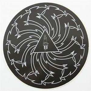 Soundgarden - Round Logo Sticker