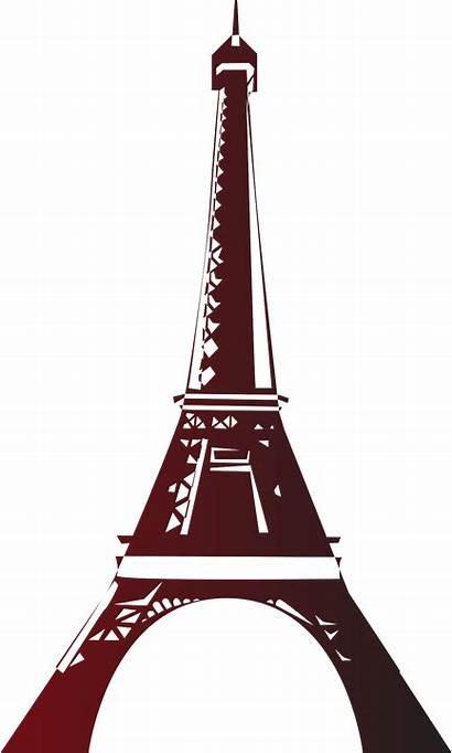 Eiffel Tower Paris Tour Vector France Graphic