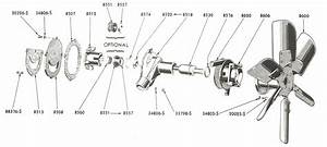 Water Pump Parts For Ford 9n  U0026 2n Tractors  1939