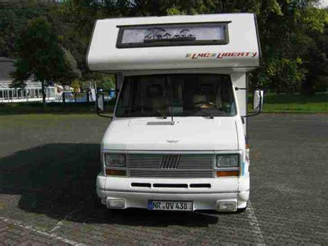 fiat ducato 280 fiat ducato 280 lord liberty 6 40 m lang wohnwagen