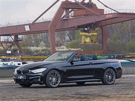 Bmw 4 Series Convertible Modification by Hartge Launches Tuning Kits For 4 Series Convertible