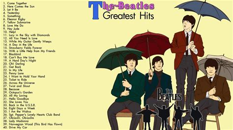 Greatest Hits The Beatles Amazon Barownist