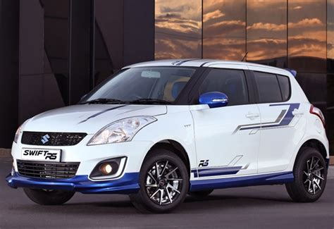 Suzuki South Africa by Suzuki 1 2 Rs Limited Edition Hatch In Sa Wheels24