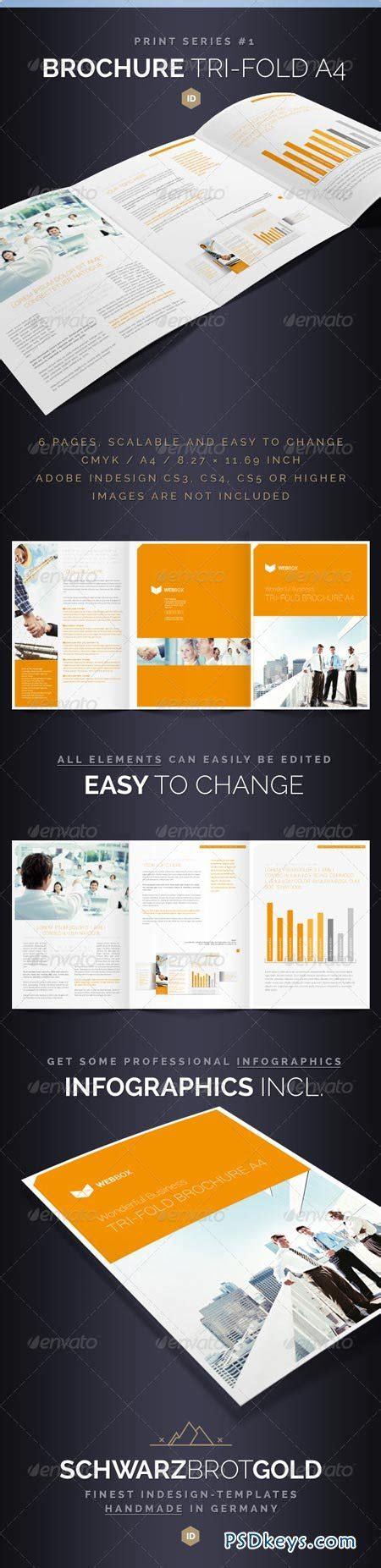 Graphicriver Brochure Tri Fold A4 Series 1 Brochure Tri Fold A4 Series 1 6506783 187 Free