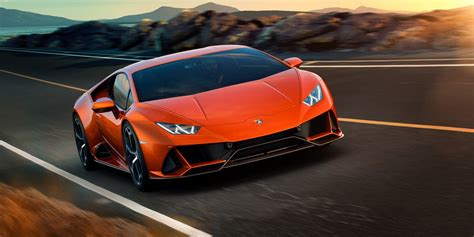 2019 Lamborghini Huracan Pictures by There S A Reason Why The 2019 Lamborghini Huracan Evo Is