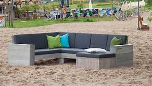 Loungemöbel Holz Outdoor : loungem bel gartenm bel aus holz wittekind m bel ~ Indierocktalk.com Haus und Dekorationen