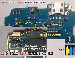 Lg G4 Stylus H540 Schematic