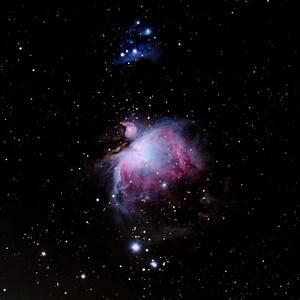 M42, Orion Nebula » Tinyblue Observatory