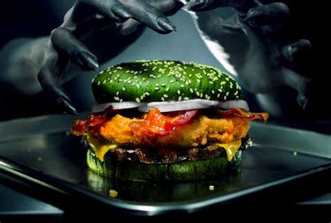 burger kings  nightmare king  green buns thrillist