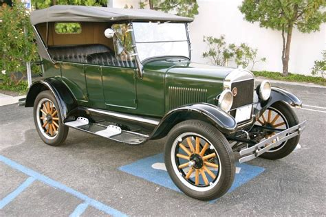 Ford Models by 1927 Ford Model T Model T Touring Car Vintage 1800 S