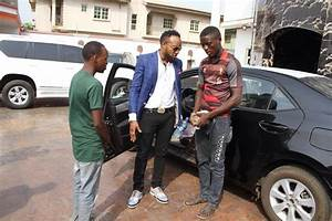 EMoney & KCee Gift 'Shoe-Rack' Hawker A Brand New Toyota ...