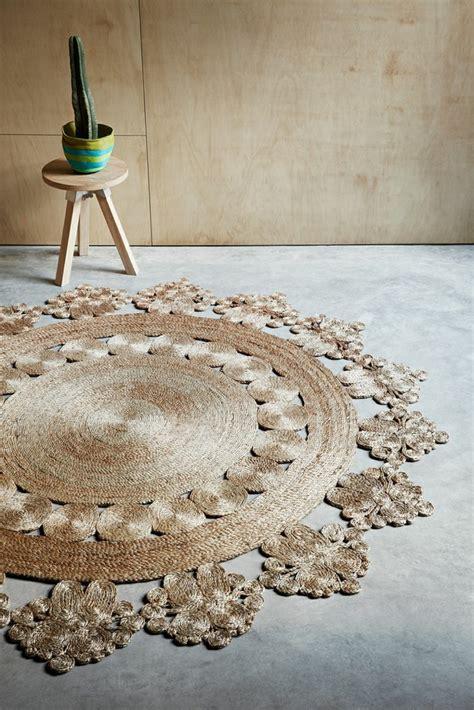 le tapis jonc de mer pour le salon classique en  belles