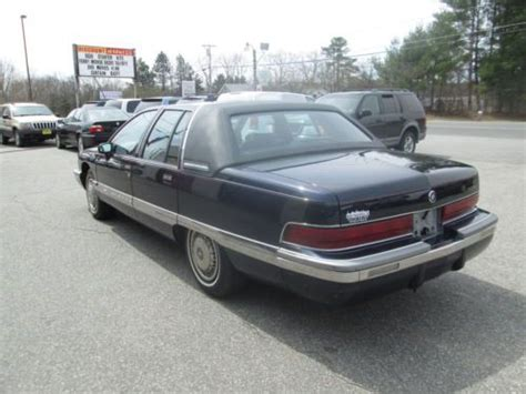 purchase   buick roadmaster base sedan  door