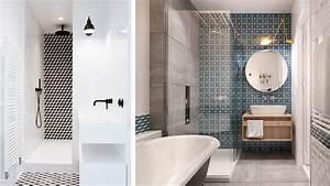 Salle De Bain Sans Fenetre : 8 id es lumineuses pour une petite salle de bain sans fen tre ~ Melissatoandfro.com Idées de Décoration