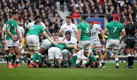 How to watch England v Ireland in the Autumn Nations Cup