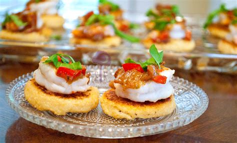 canapé made com shrimp canapes pixshark com images galleries with
