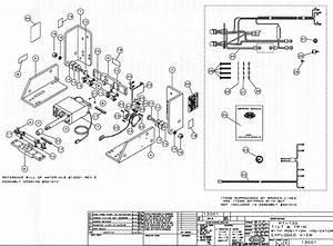 Cmc Pt-130 Tilt And Trim 13001  13002 Parts  N Pt014853