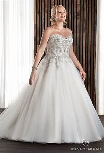bonny bridal wedding dresses unforgettable styles for With wedding dresses for