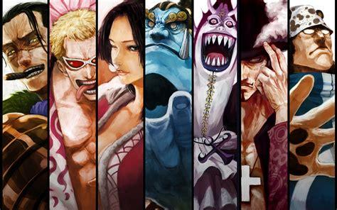 6 Shichibukai (one Piece) Hd Wallpapers