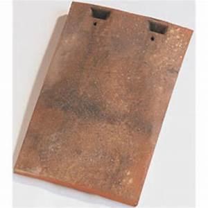 Tuile Plate Terre Cuite : tuile plate en terre cuite pour restauration de toiture ~ Melissatoandfro.com Idées de Décoration