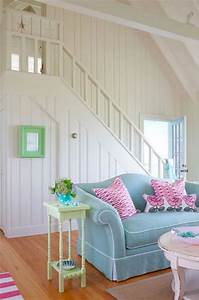 25 living rooms in pretty pastels messagenote for Interior decorators sarasota