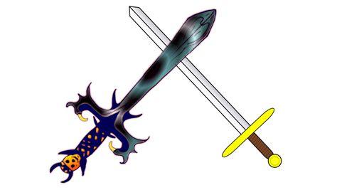 Sword Animated Wallpaper - sword clash sound effect 1