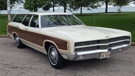 Station Wagon For Sale by 1969 Ford Country Squire For Sale 1983637 Hemmings