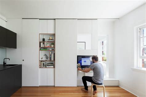 2 Apartments Under 30 Square Metre – One Light, One Dark : 24 Micro Apartments Under 30 Square Meters