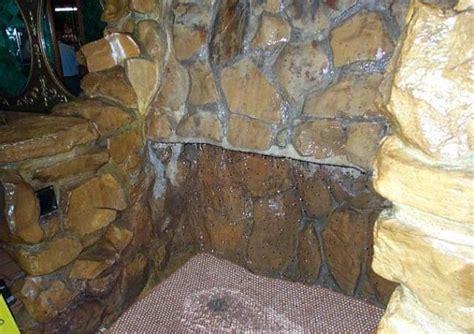 madonna inn bathroom waterfall the urinals of madonna inn