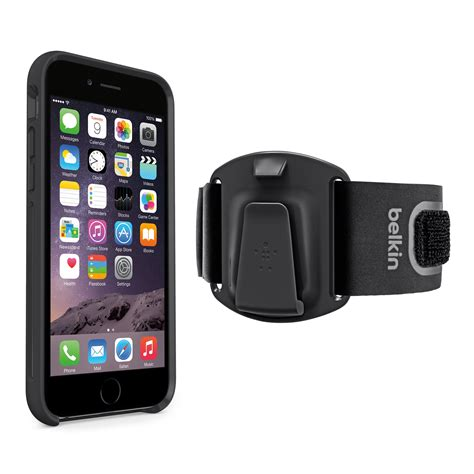 fit iphone belkin clip fit armband for iphone 6 ban leong