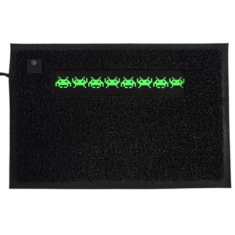 space invaders doormat space invader doormat getdigital
