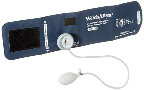 Amazon.com: Welch Allyn FlexiPort Reusable Blood Pressure