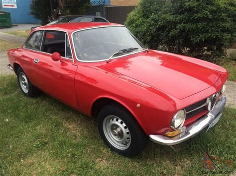 1973 Alfa Romeo Gt Junior 1600